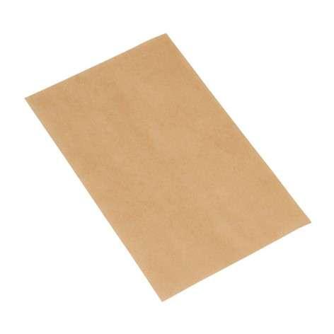 Pølsepapir brun