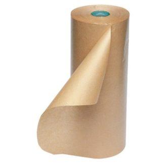 Indpakningspapir på rulle, brun