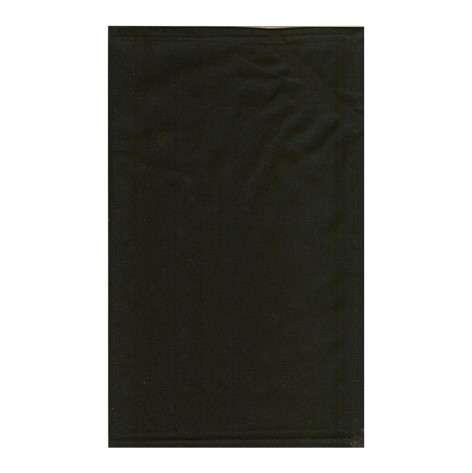 Viskestykke ensfarvet sort 50 x 70 cm