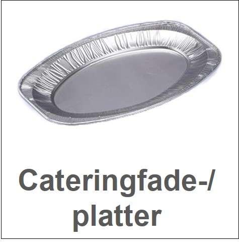 Cateringfade/-platter