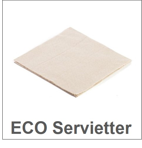 ECO servietter