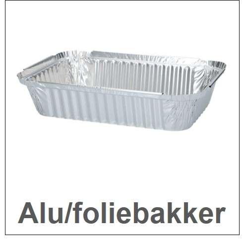 Alu-/foliebakke