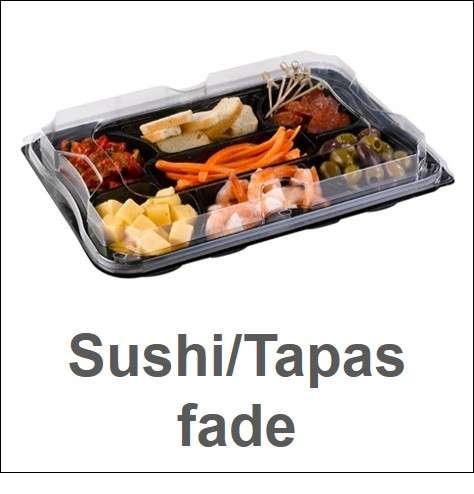 Sushi-/tapasfade